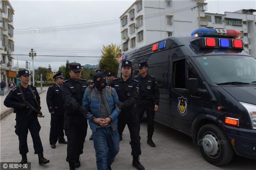 贵州命案逃犯20年后新疆落网图片 72554 500x333