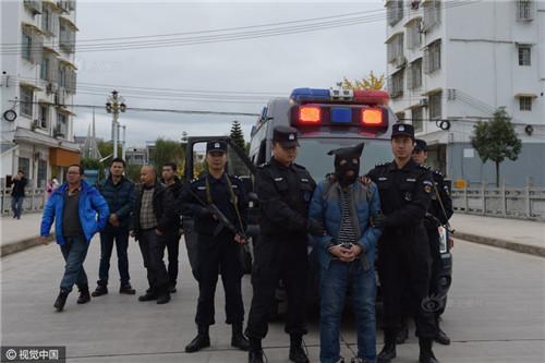 贵州命案逃犯20年后新疆落网图片 74166 500x333