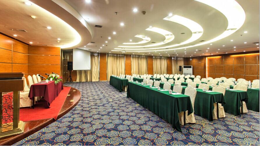 四层会议中心