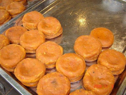 油炸柿子饼