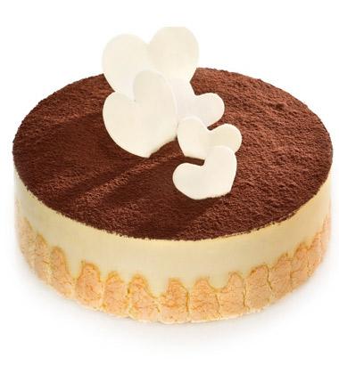 提拉米苏(8寸)----好利来慕斯蛋糕