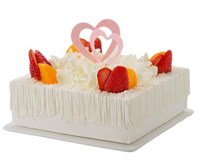 一见倾心(8寸)----果仁蛋糕