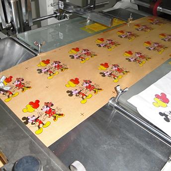 套色丝网印刷设备
