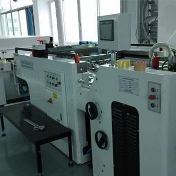 全自动滚筒式丝网印刷机