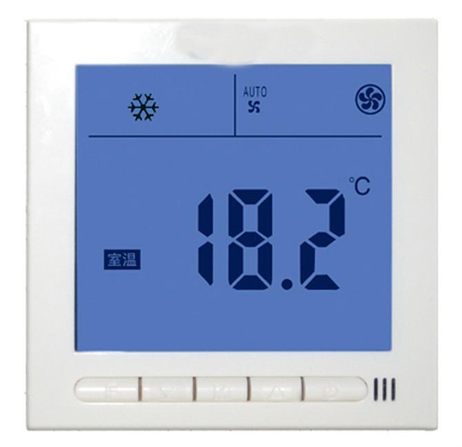 ykc3010风机盘管液晶温控器_液晶温控器_陕西慧宇机电
