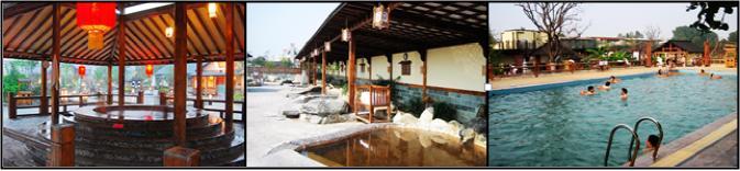 主要看气质 华山御温泉度假村一日游只要168还等什么?