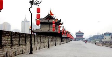 西安-城墙