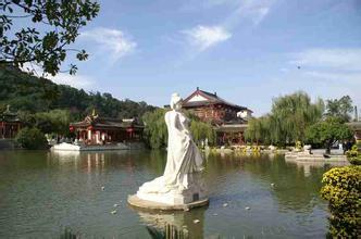 西安旅游-华清池