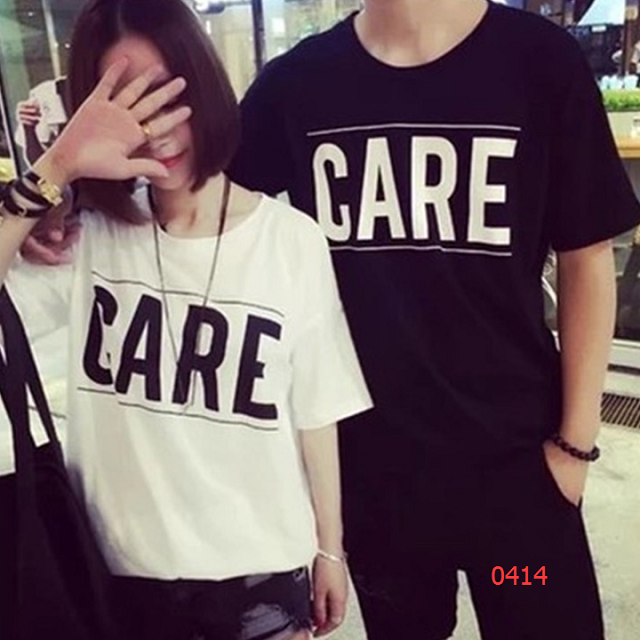 45件包邮韩版学院风情侣T恤尺码:S-XXXL_173_64