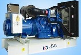 科勒120KW天然气发电机组