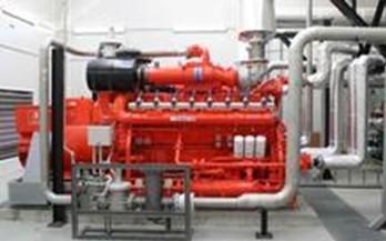 3200KW科勒天然气发电机组
