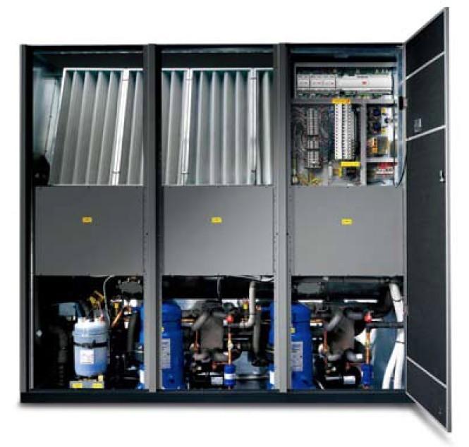 数据中心机房空调机组的设置与配置