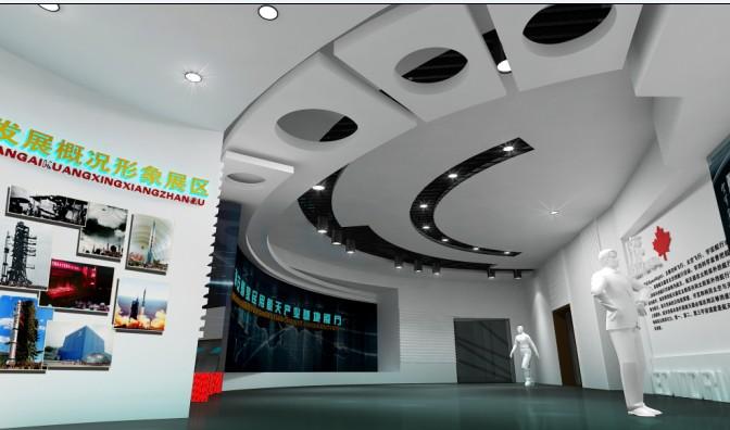 西安航天展览展示工程